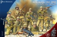 Afrikakorps, German Infantry 1941-43