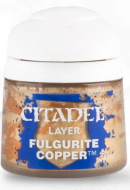 Fulgrite Copper