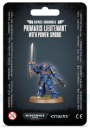 Lieutenant With Power Sword